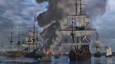 The Raid - The Dutch raided England fortress Sheerness, destroyed 15 ships, and captured the English flagship, Royal Charles, which was taken back to Holland as a trophy. The raid was the worst defeat ever inflicted on the Royal Navy.
