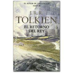 Libro El señor de los anillos. Parte 3. El retorno del rey  -  J.R.R Tolkien  - Grupo Planeta  http://www.librosyeditores.com/tiendalemoine/3590-el-senor-de-los-anillos-parte-3-el-retorno-del-rey-9788445077511.html  Editores y distribuidores