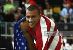 Ashton Eaton of the United States wins gold in the Men's Heptathlon during day three of the IAAF World Indoor Championships at Oregon…