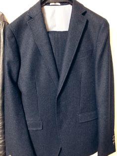 #suit #navyblue #wool