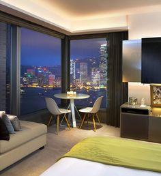 Ausblick aus dem W Hotel in Hong Kong    http://www.lastminute.de/reisen/585-74502-hotel-w-hong-kong-kowloon-halbinsel/