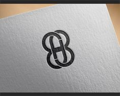 H Logo design - Stylized H design for many types of businesses. Price $400.00