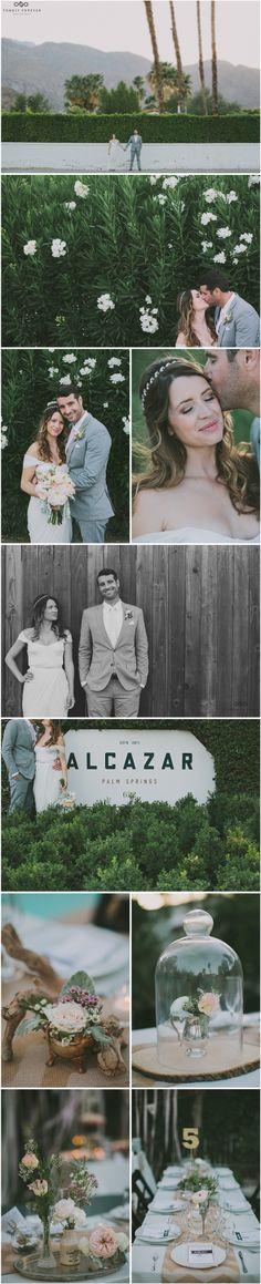 Jenni + Jeff's Whimsical Alcazar Palm Springs Wedding 6 copy