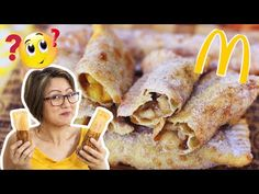 Mcdonalds, Mac, The Creator, Cookies, Ethnic Recipes, Sweet, Cup Cakes, Food, Youtube