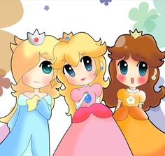 Rosalina  is the best princess!