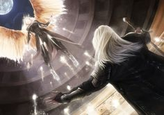 Avacyn Trilogy: The Creation by Thaldir.deviantart.com on @DeviantArt