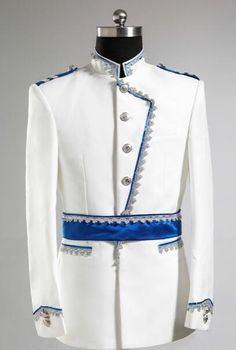 Mens Blazers Cosplay Tuxedo Suits Gentleman Button Jacket Coats Jackets Pans New