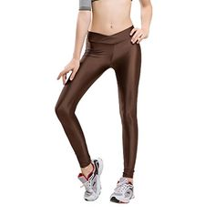 24cd7f274b Lvge Women s Active Ankle Leggings Candy Color - organizer at walmart