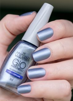 Perhaps you have discovered your nails lack of some popular nail art? Sure, lately, many girls personalize their nails with lovely … Essie, Opi, Beautiful Nail Art, Gorgeous Nails, Pretty Nails, Toe Nails, Coffin Nails, Acrylic Nails, Trendy Nail Art