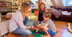 Familie: Nicht nur für Reiche: Immer mehr nehmen Au-pairs auf - FOCUS Online