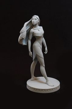 Disney maquette sculptures by artist Kent Melton - Imgur