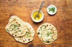 Naan (Indian Leavened Flatbread) | SAVEUR