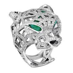 Panthère de Cartier II ring.