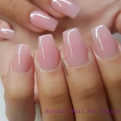 Acrylic color Number 1 78 Www Designedbytonyly com is part of Bright Beach nails Pink - Simply beauty! Acrylic color Number 1 78 Www Designedbyton Neutral Nails, Nude Nails, Pink Gel Nails, Pink Clear Nails, Sns Nails, Pink Nail Art, Toenails, Black Nails, Stiletto Nails