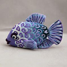 Tutorial: Polymer Clay Fish