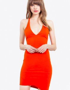 8d4a1574bc6da Break hearts in our Orange Zest Dress. Pair it with strappy heels and a  clutch