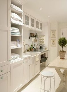 dream laundry room...