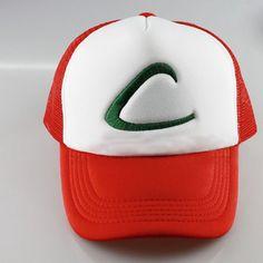 Pokemon Ash Ketchum chapeau, Cap