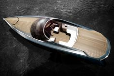 A collaboration between Quintessence, Aston Martin, and Mulder Design - the latter of which has created several superyachts based on Bond movies - the Aston Martin AM37 Powerboat is the first powerboat to carry the company's name, and one of...