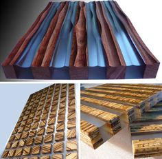 resin and wood - Google Search