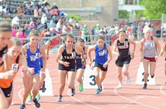 Double gold: Taos track teams both win state