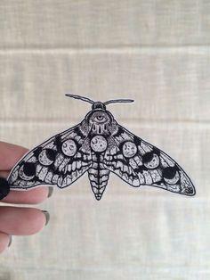 Más de 1000 ideas sobre Tatuaje De Polilla en Pinterest | Tatuajes ...