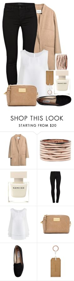 """#31"" by oneandonlyfashion ❤ liked on Polyvore featuring Repossi, Narciso Rodriguez, J Brand and Steve Madden"