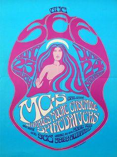 MC5 #posters