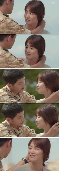 [Spoiler] Added episode 10 captures for the #kdrama 'Descendants of the Sun'
