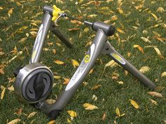 Bike trainers are perhaps the best solution to stay in shape while avoiding bad weather.