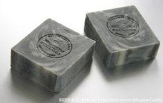Savon: Мыло с черной глиной