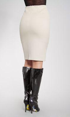 Юбка с одним швом. Секреты кроя и пошива Waist Skirt, High Waisted Skirt, Sewing Patterns, High Waist Skirt, Factory Design Pattern, Patron De Couture, Dress Patterns