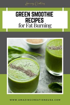 Best uses of green smoothie is to burn fat. So, it is necessary to know how to make it with the best possible recipes. #smoothierecipes #fatburning Best Green Smoothie, Healthy Green Smoothies, Green Smoothie Recipes, Yummy Smoothies, Smoothie Bowl, Healthy Breakfast For Kids, Healthy Vegetables, Protein Shakes, Health And Wellness