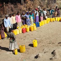 27 Water Crisis Orgs to Follow Right Now