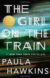 the girl on the train novel by Paula Hawkins. this is best seller novel.