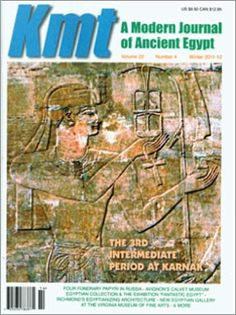 Modern Journal of Ancient Egypt  Back Issues $10.00