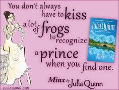 Julia Quinn: Minx