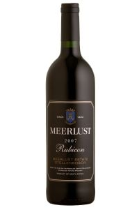 South African Meerlust wine. Hard to beat.