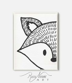 Items similar to Stylish Black&White Owl Wall Art Print. Modern Minimalist Home Decor. Black and white nursery decor. Woodland prints on Etsy Stylish Black&White Owl Wall Art Print. by RusticNatureArt on Etsy Owl Wall Art, Wall Art Prints, Animal Drawings, Art Drawings, Black And White Owl, Black White Nursery, Art Mur, Hedgehog Art, Simple Art