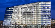 Amsterdam can now claim the most sustainable office building in the world