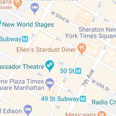 An optimized walking tour around NYC