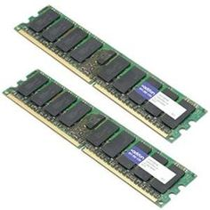 AM667D2DFB5/8GKIT Dell A2257180 Compatible Factory Original 8GB (2x4GB) DDR2-667MHz Fully Buffered ECC Dual Rank 1.8V 240-pin CL5 Fbdimm - Major Factory Original - 100% compatible and guaranteed to work SVR Factory Original F/Dell