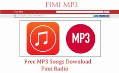Fimi mp3 is a web platform which unveils the music world by giving latest updates of all categories of music under a laid out classification. Millions of