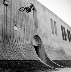 Amazing BMX wall ride, lovely photograph as well, BMX photography done well is so inspiring.