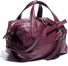 Soft Satchel (The Limited)