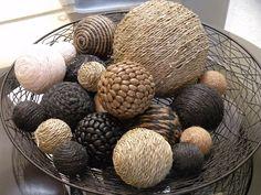 various decor balls by benhepworth, via Flickr
