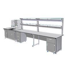 bàn thí nghiệm áp tường 2 hộc tủ giá treo 2 tầng với mã BTN-AT04 được thiết kế hiện đại, thẩm mỹ tiêu chuẩn cao, đáp ứng tiêu chuẩn.