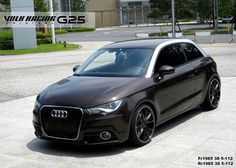 Black Audi ^^