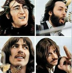 The Beatles in 1969 The Beatles, The Rock, Rock And Roll, Bug Boy, British Rock, The Fab Four, Band Aid, Music Photo, Musica