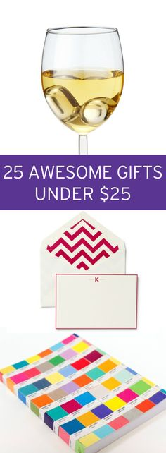 25 holiday gifts under $25